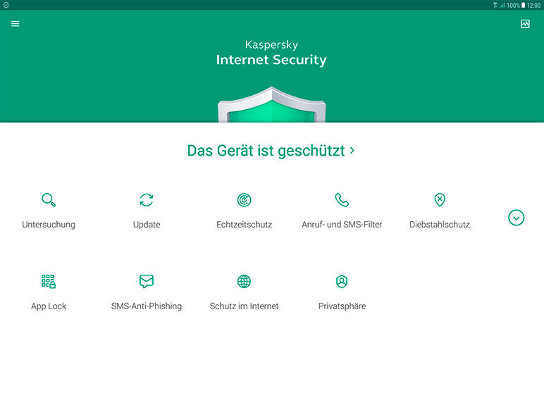 Kaspersky - Internet Security - Upgrade 2019 1 Jahr 5 Geräte